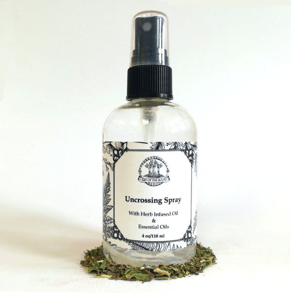 Uncrossing Spray for Hoodoo, Voodoo, Wicca & Pagan Protection