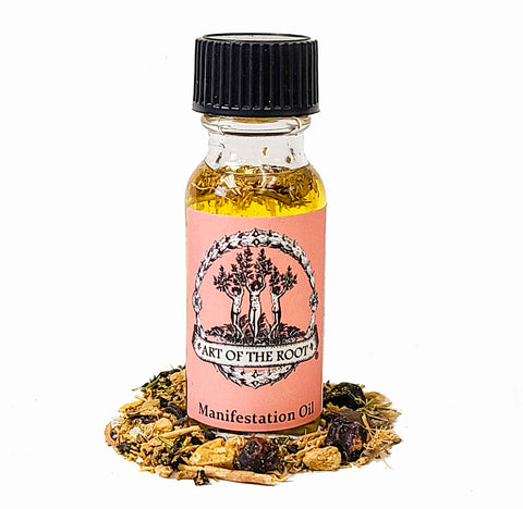 Manifestation Oil for Goals, Dreams, Aspirations and Wishes