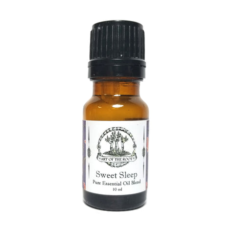 Sweet Sleep Pure Essential Oil Aromatherapy Blend with Lavender, Chamomile, Ho Wood, Sandalwood & Blue Tansy Essential Oils
