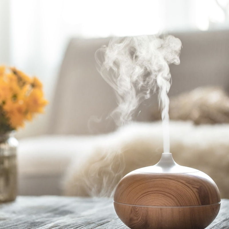 PurifyMist™ Arya - Ultrasonic Aroma Essential Oil Diffuser