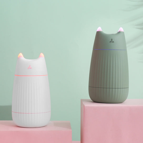PurifyMist™ Matte Kitty - Portable Mist Humidifer