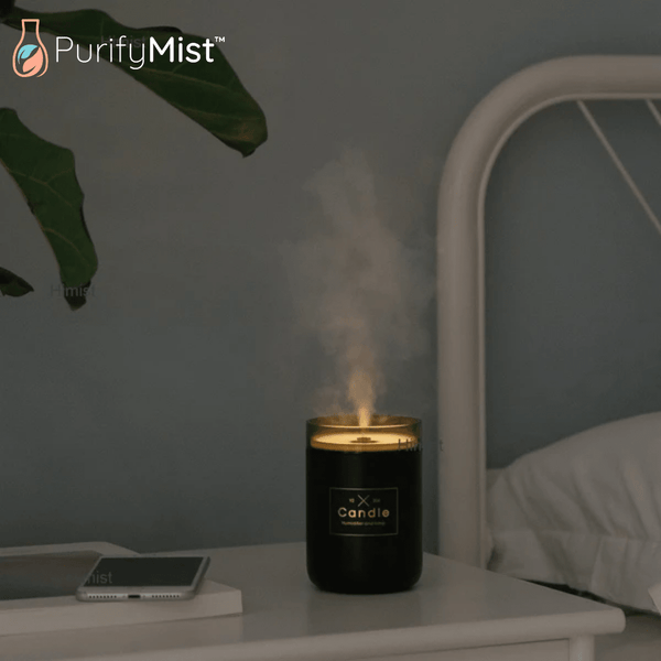 PurifyMist™ Luna - Ultrasonic Aroma Essential Oil Diffuser