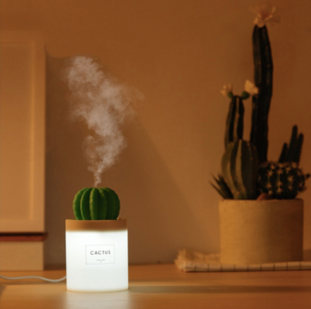PurifyMist™ Charlie Candle - Mist Humidifier