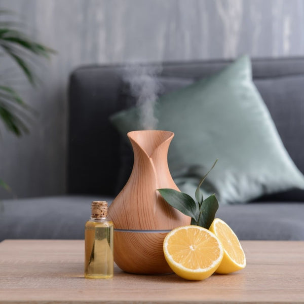 PurifyMist™ Atlas - Ultrasonic Aroma Essential Oil Diffuser