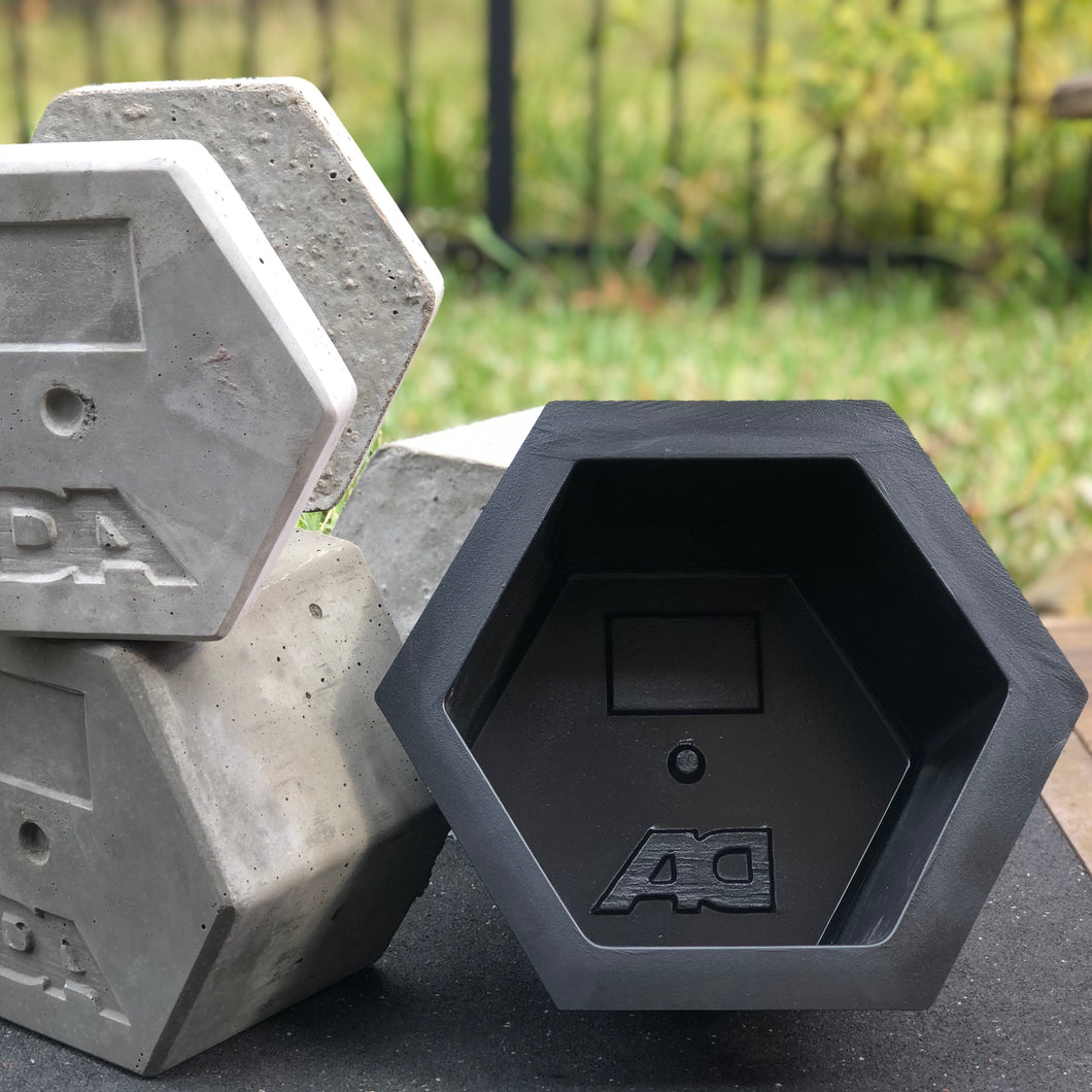 DA Dumbbell Mold