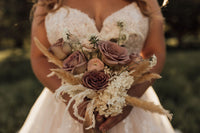 Wedding Gown stunning Ballgown with lace and beading