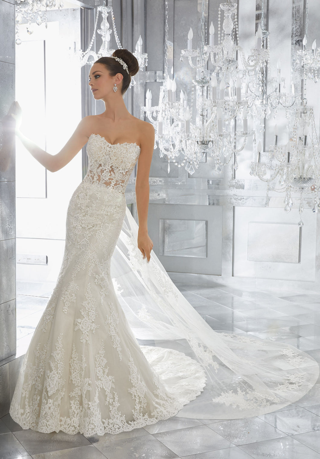 Morilee 5572 Marni Wedding Dress