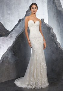 Morilee 5615 Kirstie Wedding Dress