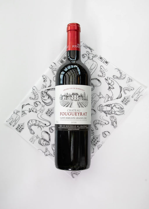 Fougueyrat Saint Emillion Grand Cru 2016 (Merlot/Cabernet)