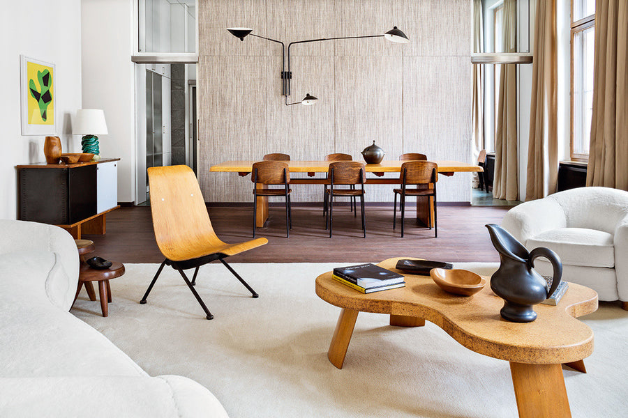 A Mid-century Apartment in the Heart of Berlin