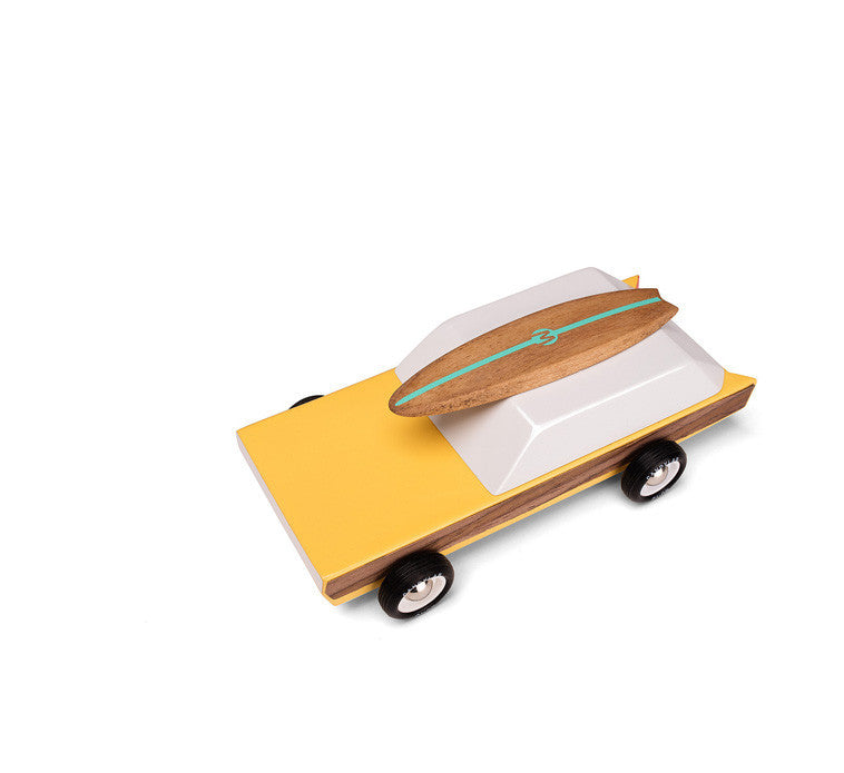 Automobile miniature surfeur