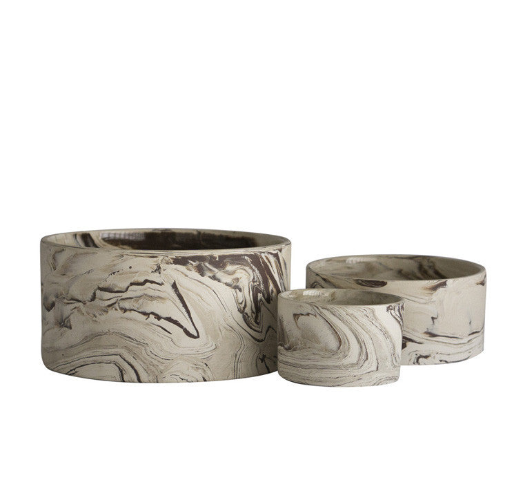 Agathe bowls (Set of 3)