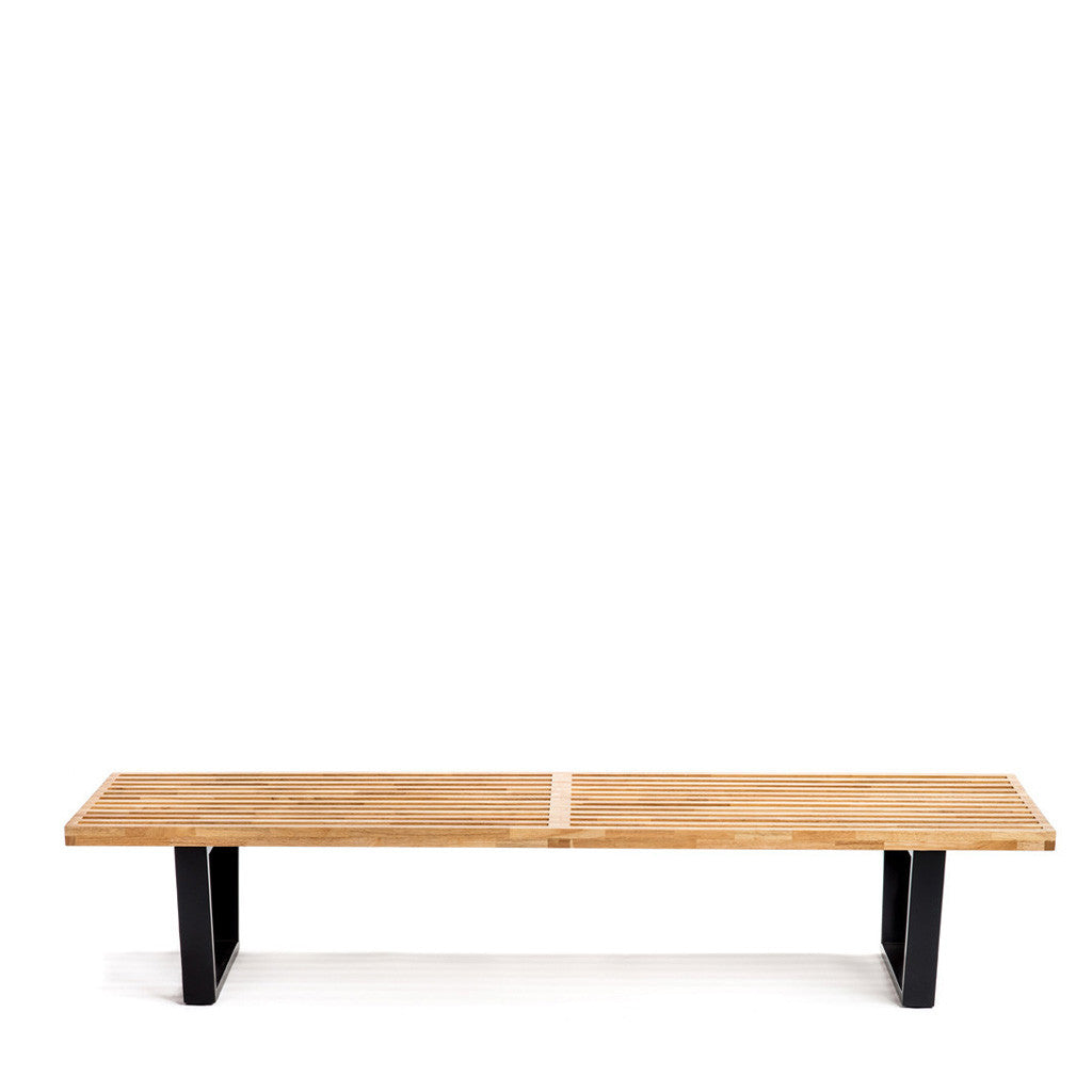 George Nelson plateforme bench banc herman miller