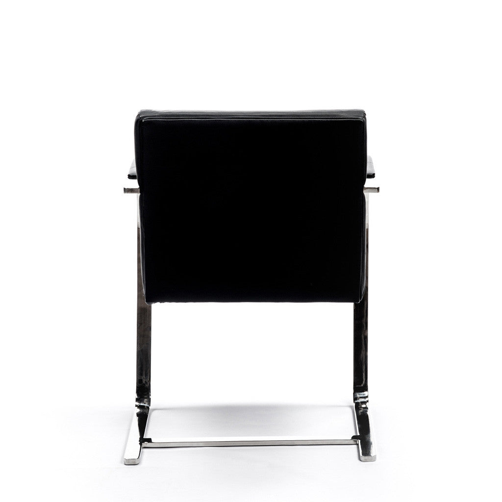brno chair or leather
