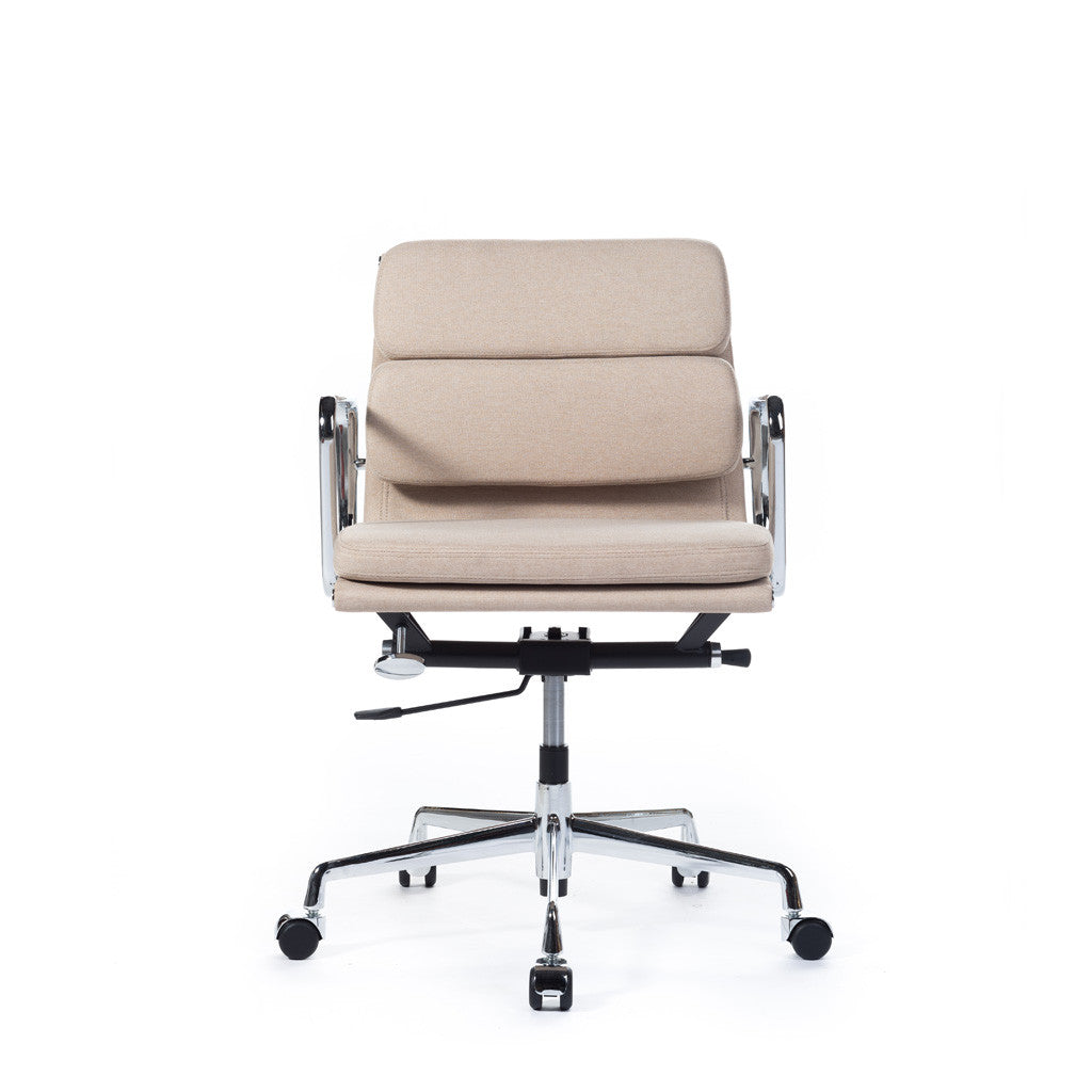 Chaise Bureau Management- Soft Pad -Tissu