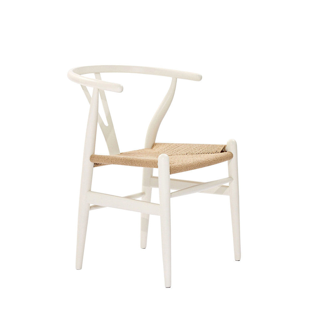 wishbone chair wegner chaise