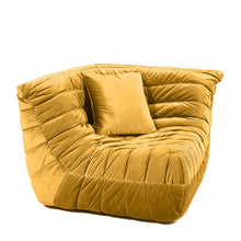 Load image into Gallery viewer, togo Michel Ducaroy chair loveseat corner ottoman canapé pouf