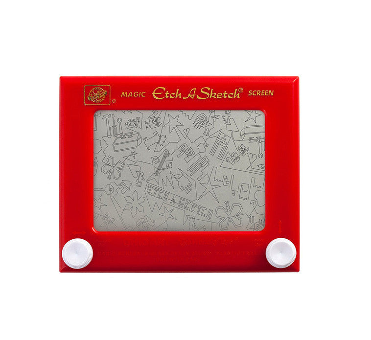 Déssinateur Etch a Sketch