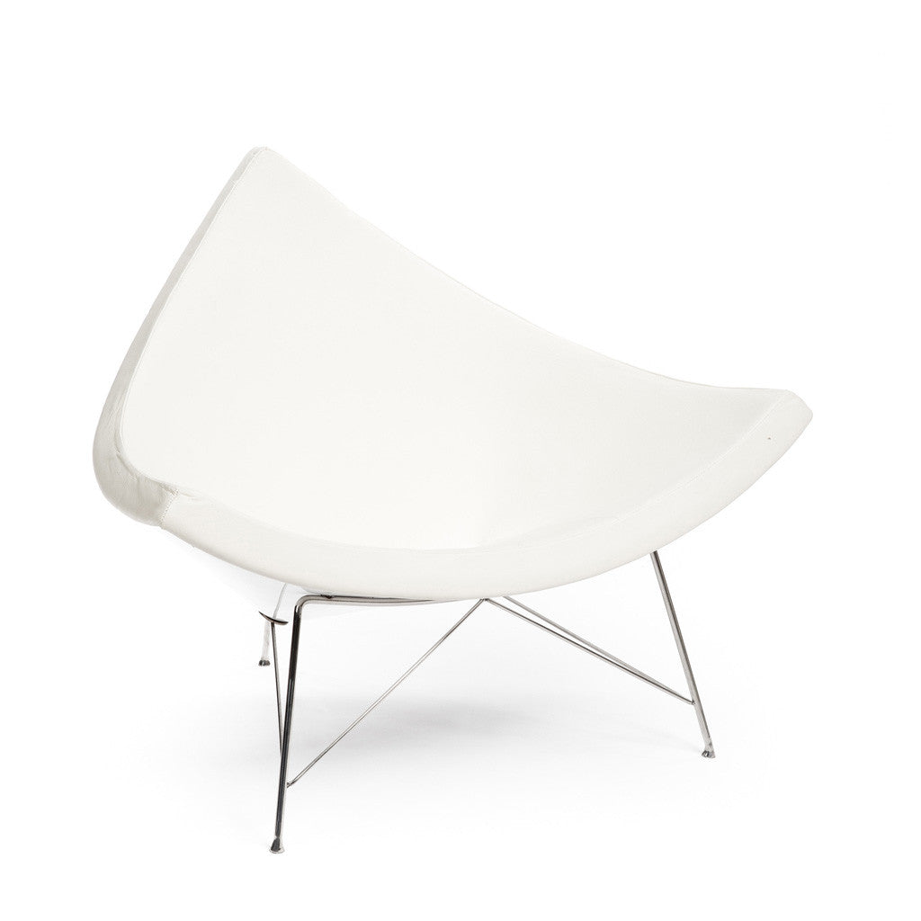 coconut chair george nelson fauteuil lounge