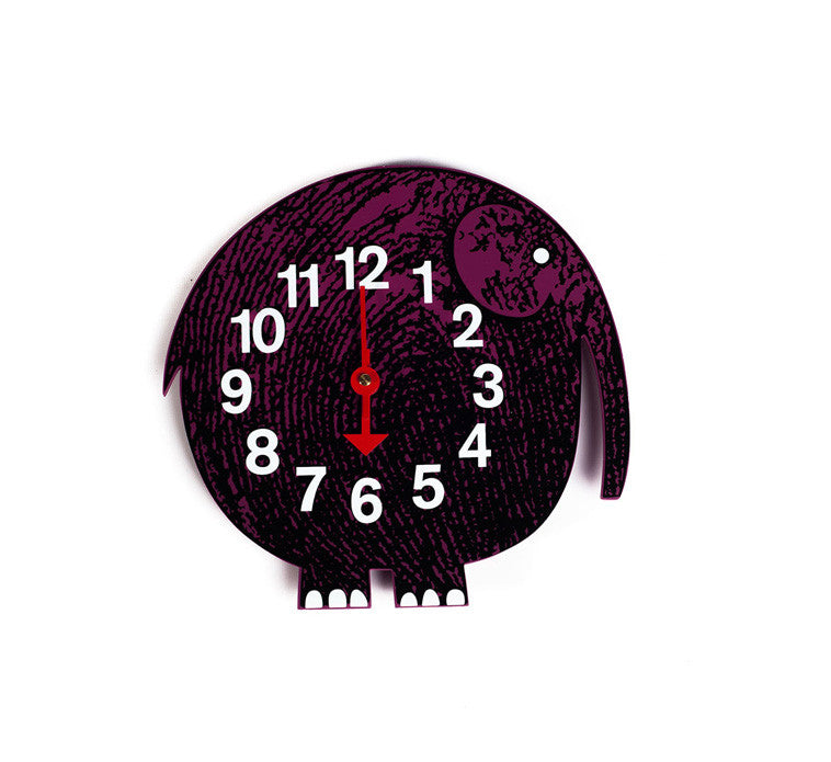 "Horloge ""Elihu the Elephant"""