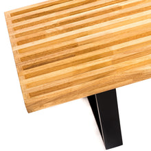 Load image into Gallery viewer, George Nelson plateforme bench banc herman miller