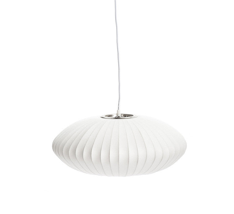 george nelson bubble lamp lampe suspendue pendant light