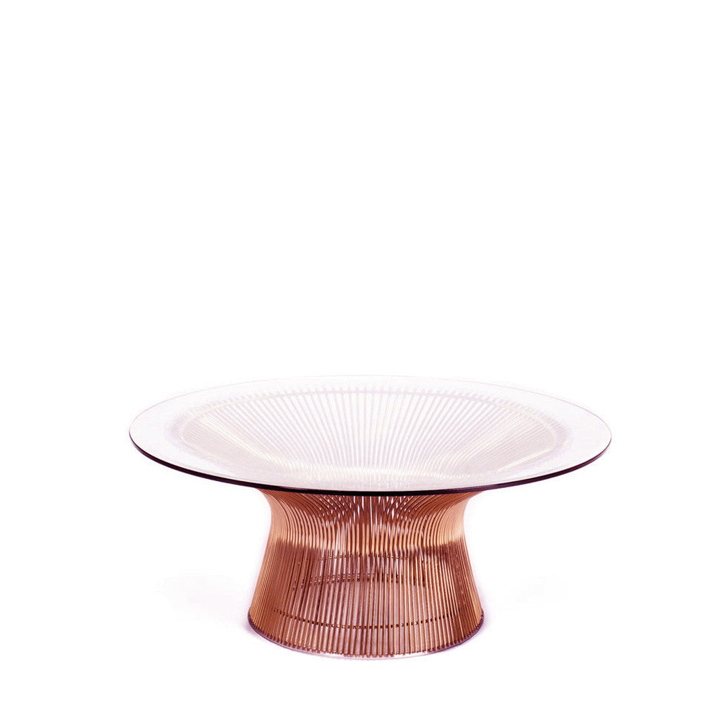 platner coffee table table à cafe table basse warren platner