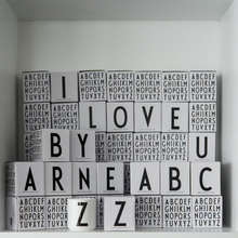Load image into Gallery viewer, Design Letters Arne Jacobsen cup - Alphabet