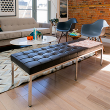 Load image into Gallery viewer, Florence Knoll Bench