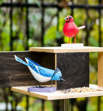 Load image into Gallery viewer, Charley Harper Cardinal Courtship, Male