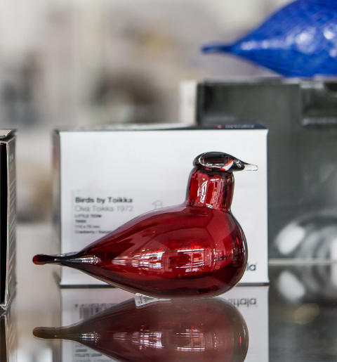Toikka Little Cranberry Tern Iittala