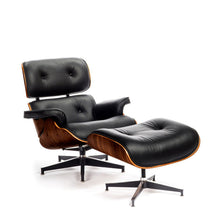 Load image into Gallery viewer, Eames Lounge Chair and Ottoman