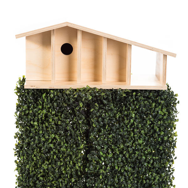 Traditional Bird House