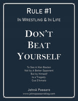Don't Beat Yourself Poster