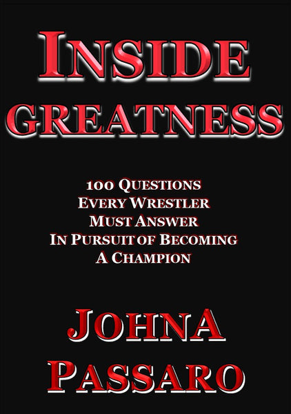 Inside Greatness - Limited Edition, Signed, Numbered