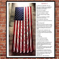 Let's All Be Americans Inspirational Wall Decor