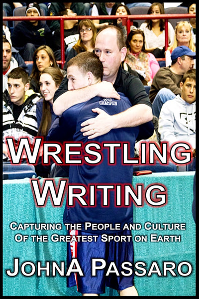 Wrestling Writing - eBook