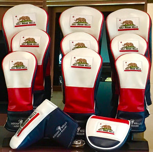 PRG Heritage Head Covers