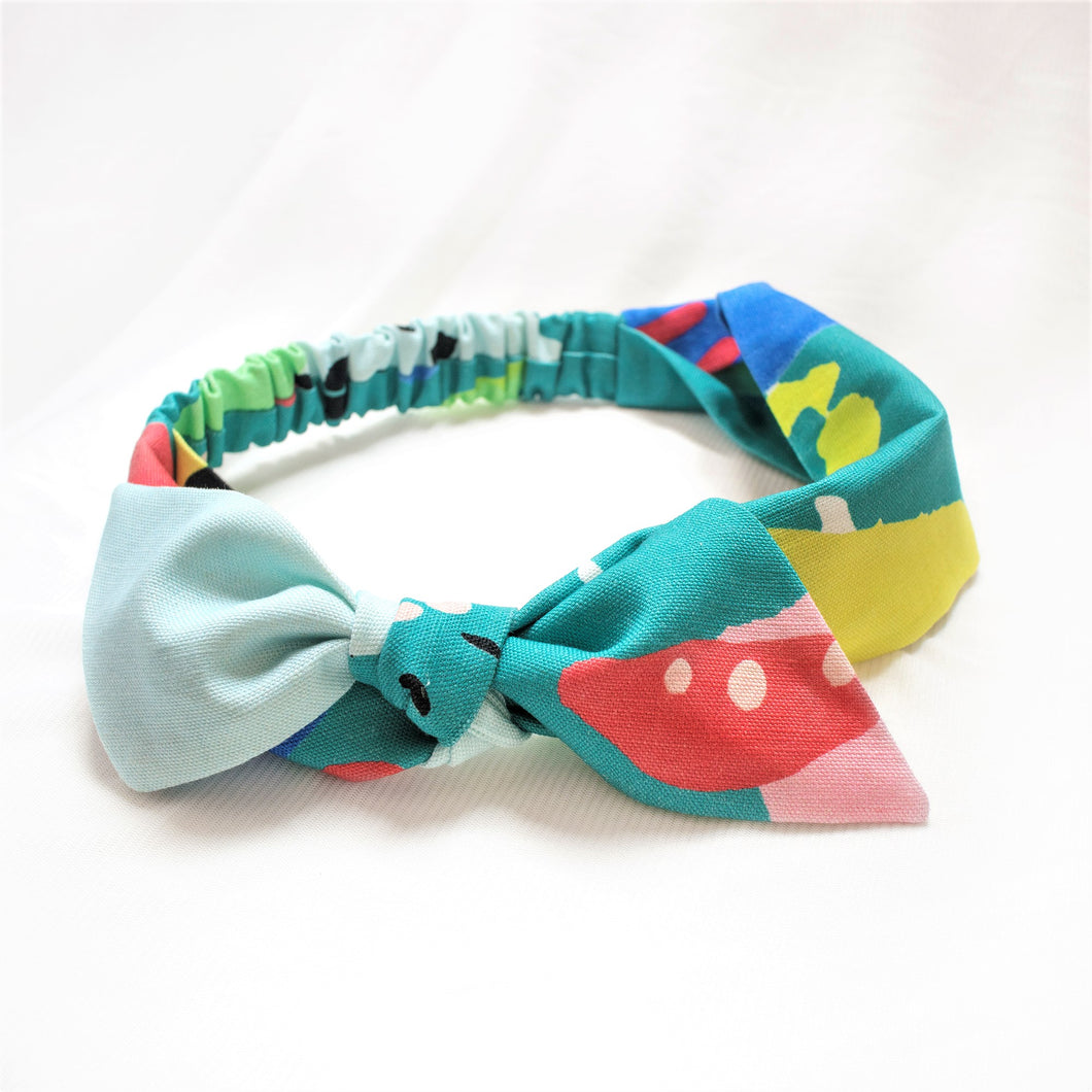 'Fun Fair' 2-in-1 Elastic Headband
