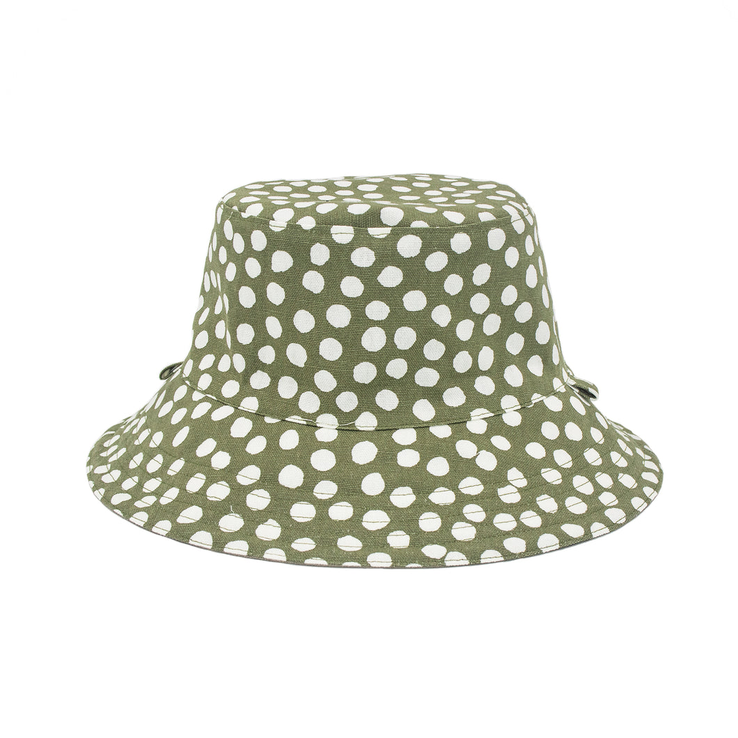 'Polka Dot' Bucket Hat