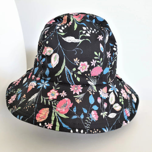 'Secret Garden' Kid Floppy Hat