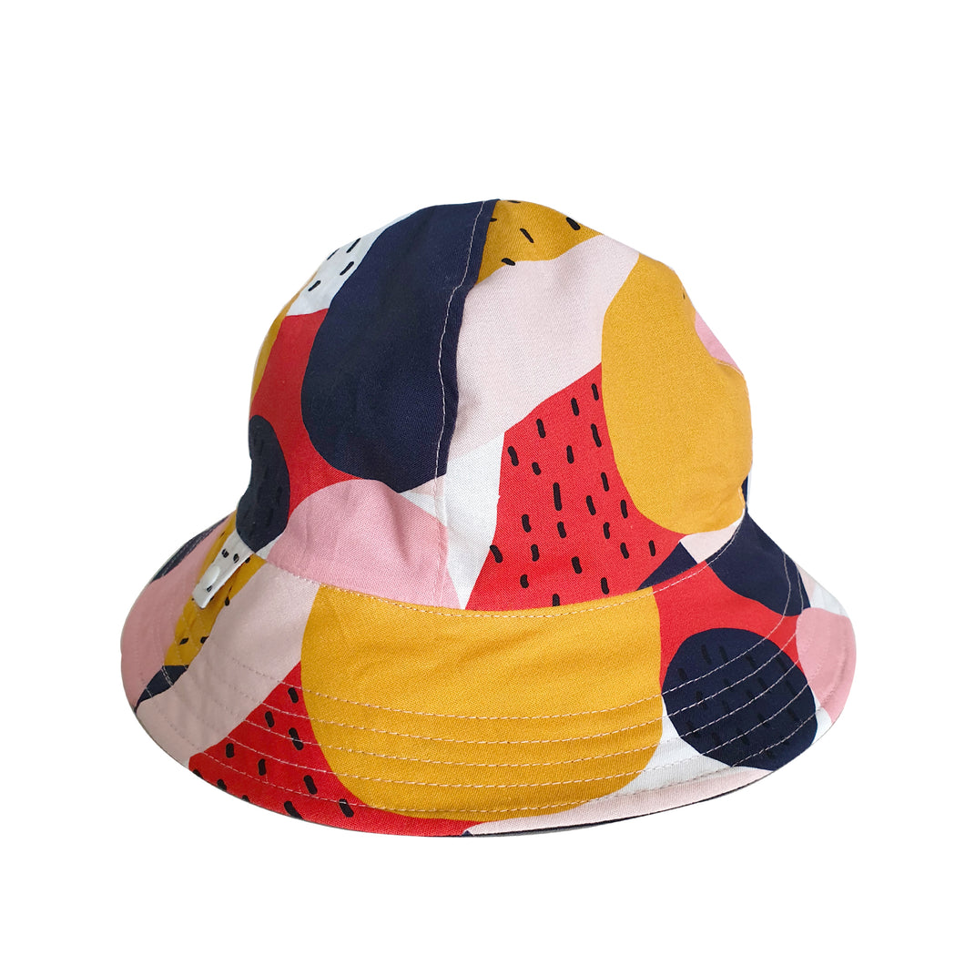 'Abstract' Kid Floppy Hat