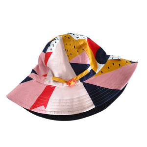 'Abstract Hat' Kid Sun Hat