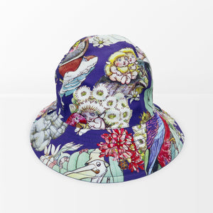 'May Gibbs May's Tale' Kid Floppy Hat