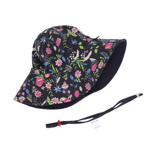 'Secret Garden' Floppy Sun Hat