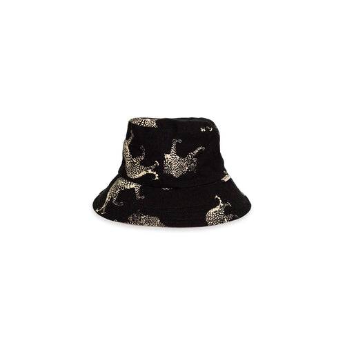 'Cheetah' Bucket Hat