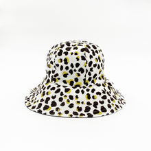 Load image into Gallery viewer, 'Leopard Print' Floppy Hat