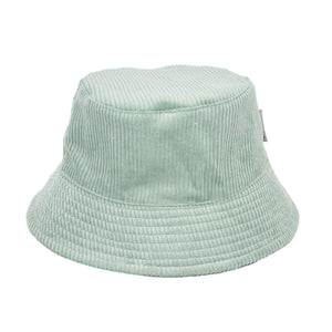 'Birds of Paradise' Corduroy Bucket Hat