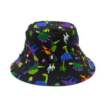 Load image into Gallery viewer, 'Dino' Bucket Hat