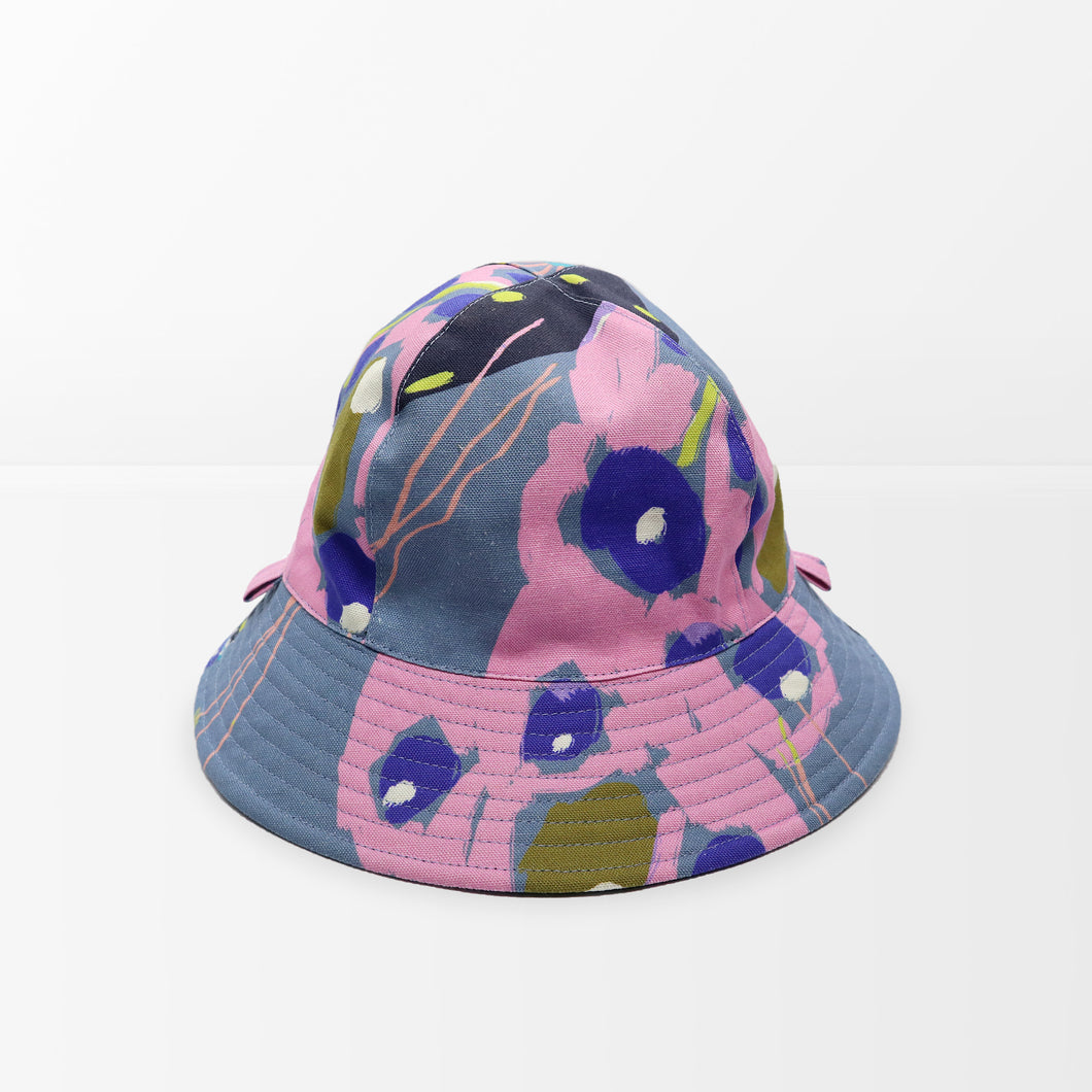 'Buzzing Meadow' Kid Floppy Hat